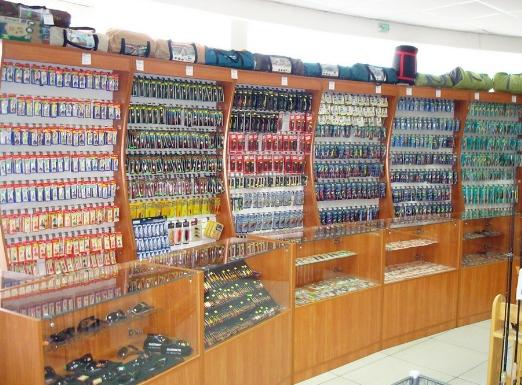 магазин каталог товаров для рыбалки екатеринбург