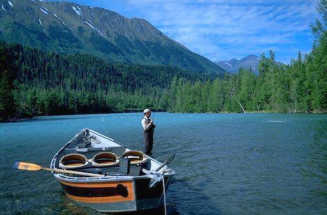 Выбор плавсредства для рыбалки