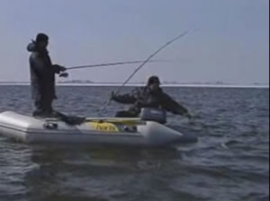 Ловля судака весной (видео)