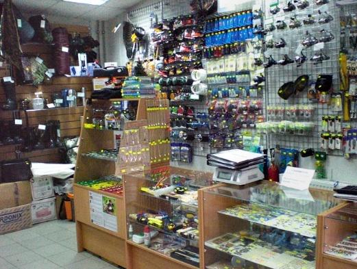 продавец в рыболовный магазин санкт петербург